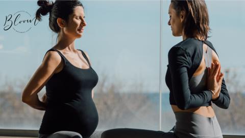 Prenatal PhysioAlignment - Fall 2021