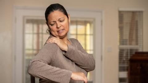 Shoulder Sensitivity & Adhesive Capsulitis