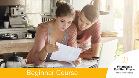 Financial Literacy for Allied Health and Wellness Professionals: Beginner Course