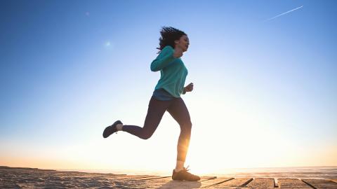 Learn to Run - 5K