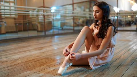 Trousse de ressources: Programme de préparation pour les souliers de Pointe pour les danseurs de ballet