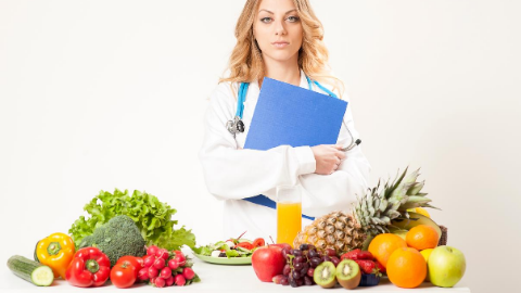 Nutrition for Rehab Professionals