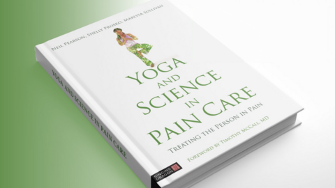 Yoga and Science in Pain Care Book Club