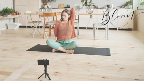 Desk Unwind Yoga - CLASS REPLAY