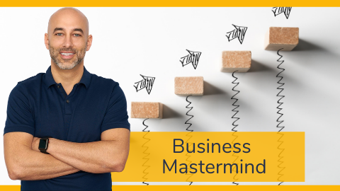 Embodia's Business Mastermind Series with Frank Benedetto