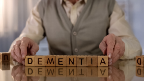 Dementia for Rehabilitation Professionals