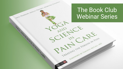 Yoga and Science in Pain Care Book Club Series