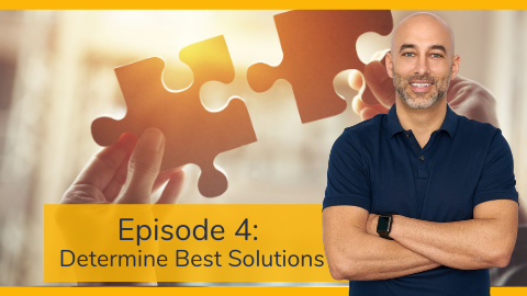 Embodia's Business Mastermind Series with Frank Benedetto Episode 4: Determine Best Solutions