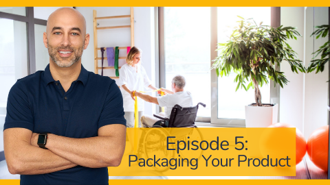 Embodia's Business Mastermind Series with Frank Benedetto Episode 5: Packaging Your Product