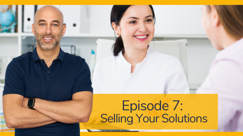 Embodia's Business Mastermind Series with Frank Benedetto Episode 7: Selling Your Solutions