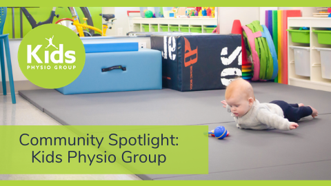 Pediatric Physiotherapy with Kids Physio Group